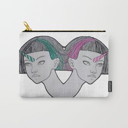 Twinsticker Carry-All Pouch