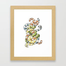 Tangular Framed Art Print