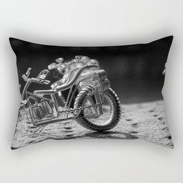 Firenze Motorcycle Rectangular Pillow