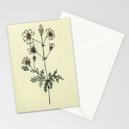 Love a Flower Stationery Cards