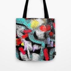 osile multicolor multicolor Tote Bag