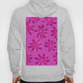 Pink Daisies Hoody