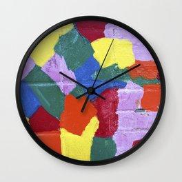 Keep Austin Weird Wall Clock
