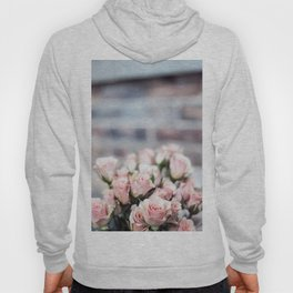 ROSES - PINK - PHOTOGRAPHY - FLOWERS Hoody