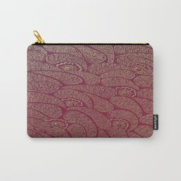 Red & Gold Carry-All Pouch