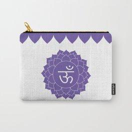 Reiki Crown, Sahasrara Chakra Artwork Carry-All Pouch