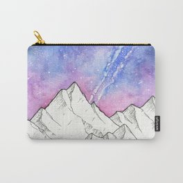 Mountains in the Evening Carry-All Pouch