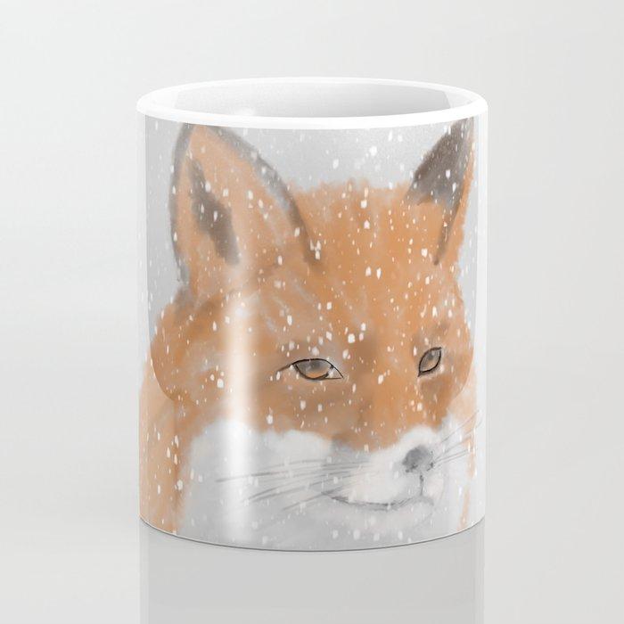 Winterfox Coffee Mug