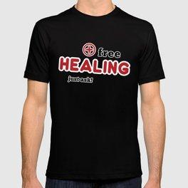 Free Healing T-shirt