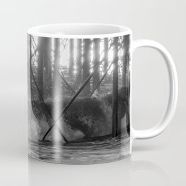 Waves. Coffee Mug