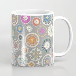 pango mandala pewter Coffee Mug