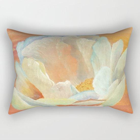 Flower Love Rectangular Pillow
