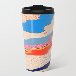 artifacts Metal Travel Mug
