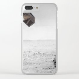 North-by-Northwest part IV Clear iPhone Case