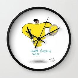 My life Wall Clock
