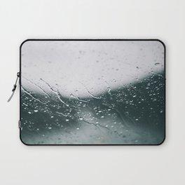 It's Raining. Laptop Sleeve