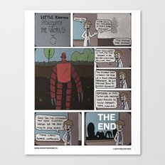 Hydrabots Canvas Print