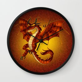 How To Train You Dragon 2- Hookfang Wall Clock