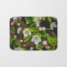 Crabapple Blossoms 2 Bath Mat