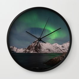 Luck & Patience in the Arctic Wall Clock