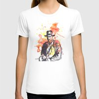 indiana jones T-shirts featuring Indiana Jones by idillard