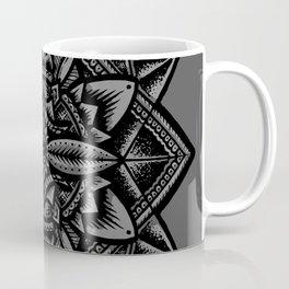 Sacred Geometry Flower of Life Mandala Coffee Mug