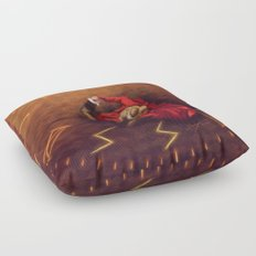 We Are Timeless Floor Pillow