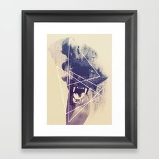 HERLEO Framed Art Print