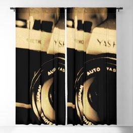 My Yashica Blackout Curtain