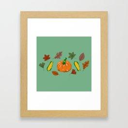 Fall #2 Framed Art Print