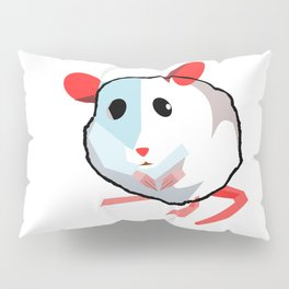 The Little Lonely Mouse Pillow Sham