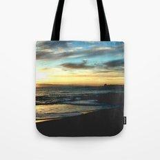 Sunrise on the South Coast of Australia Tote Bag