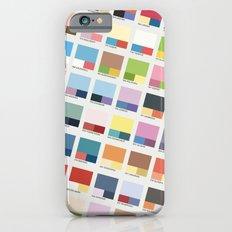 Poke-Pantone 2 (Johto Region) iPhone 6 Slim Case