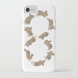 Happy infinity iPhone Case