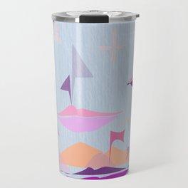 kisses in the sky  Travel Mug