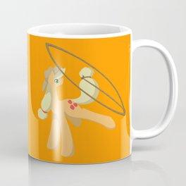 Tail Whipping Applejack Coffee Mug