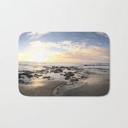 Sunset Cliffs, San Diego California Bath Mat