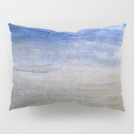 """""""1236-1 abstract beach"""" Pillow Sham"""