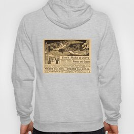 Cornish Pianos and Organs Hoody