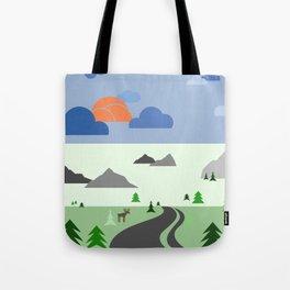 Wilderness eScape Tote Bag