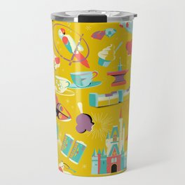 Most Magical Place on Earth Travel Mug