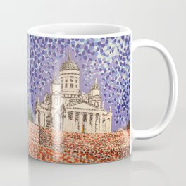 Helsinki Cathedral Coffee Mug