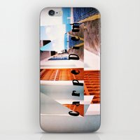 puerto rico iPhone & iPod Skins featuring Carpe Diem in Puerto Rico by Forgotten Charm