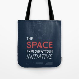 The Space Exploration Initiative Tote Bag