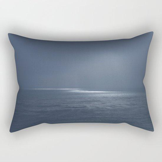 Ocean Glow Rectangular Pillow