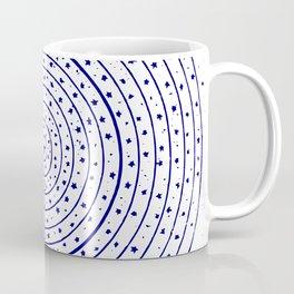 The Circling the Sun Blues Coffee Mug