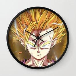 Super Gohan Wall Clock