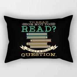 Reading Teacher Rectangular Pillow
