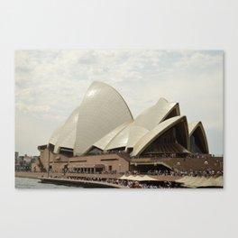 Taste of Opera Canvas Print