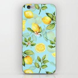 Vintage & Shabby Chic - Lemonade iPhone Skin